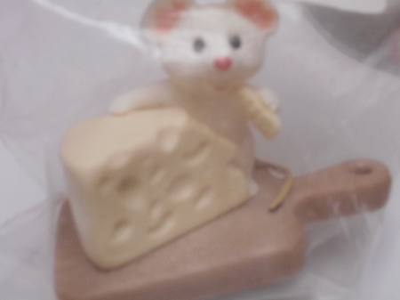 1992 Merry Swiss Mouse Verified Approved Sample
