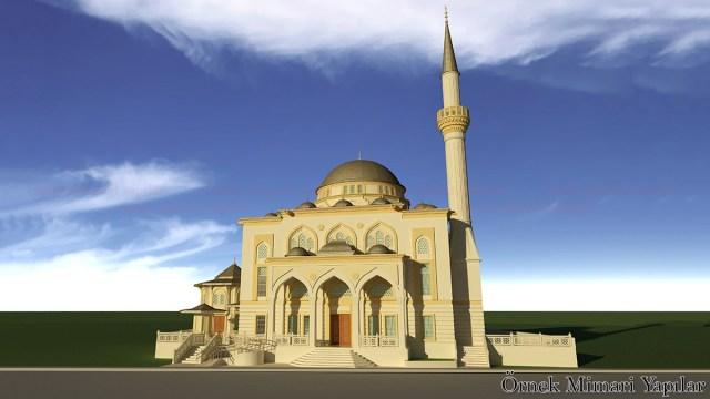 Kadıköy İdealtepe Kadriye Hatun Camii
