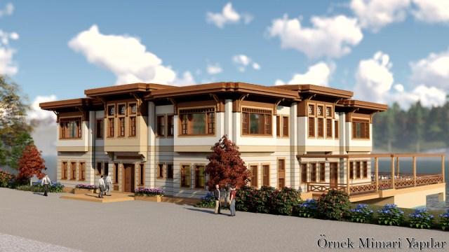 Kanuni Sultan Süleyman Ormanı –  Kafeterya Binası