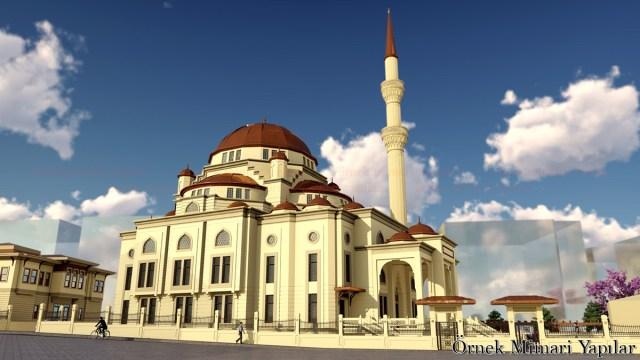 Kadıköy Tuğlacıbaşı Şevki Efendi Camii
