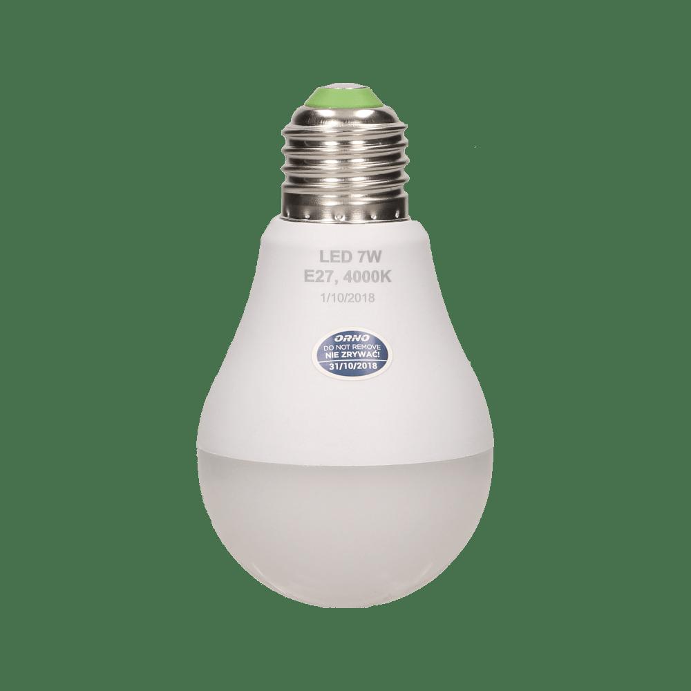 led bulb sahil with microwave sensor