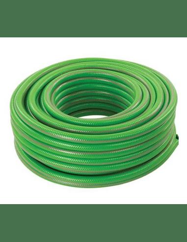 15 Metri tubo da giardino 12 in PVC rinforzato