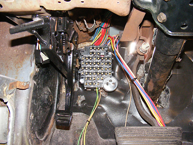 Mustang Fuse Box Diagram Together With 1969 Ford Mustang Wiring