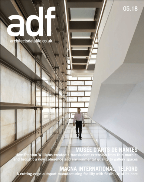 Architects Data File Magazine Review of Architect's Cookbook