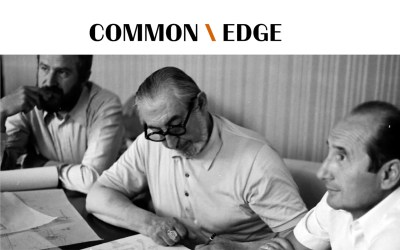 Common Edge Features an excerpt from Draw in Order to See