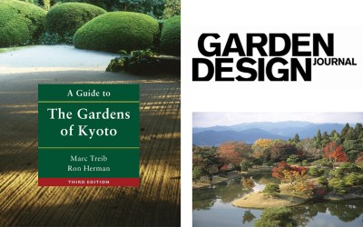 Clark Lawrence Reviews A Guide to the Gardens of Kyoto for Garden Design Journal