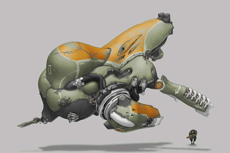 The Grineer Tusks
