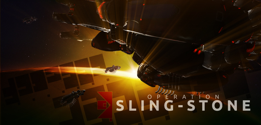 Operation: Sling-Stone