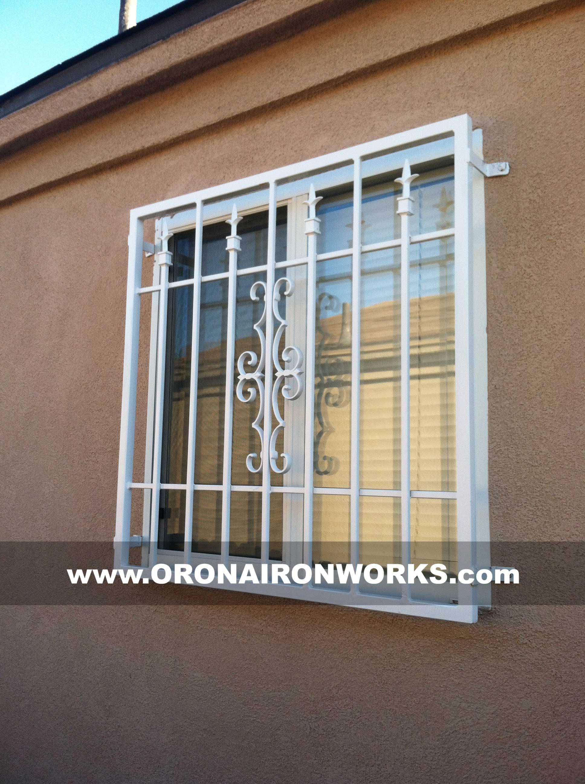 Window Grilles Design & Modern Window Grill Design