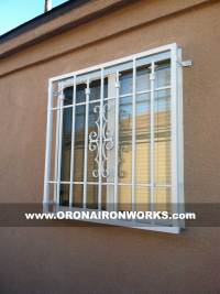 Window Grilles Design & Modern Window Grill Design