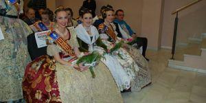 Fallera Major de Valéncia, Regina dels Jocs Florals i premiats en el Ninot de Més Tro 2017