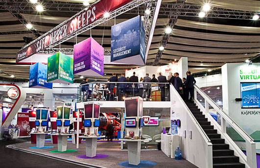Kpmg Exhibition Stand : Examples of weird and wonderful exhibition stands