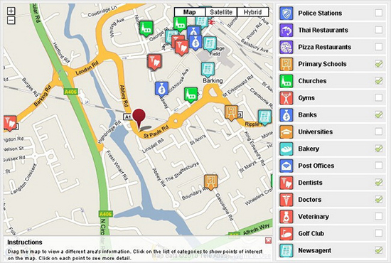 20 Examples of Inspiring jQuery Maps Plugins on usa sales territory maps, literature review maps, types of maps, benefits of maps, diagrams of maps, development of maps, basic features of topographic maps, a collection of maps, activities of maps, photography of maps,