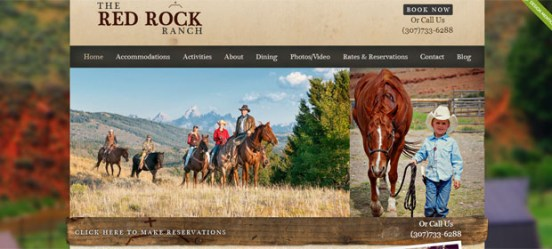 The Red Rock Ranch