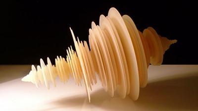 Earthquake Seismograph Sculpture