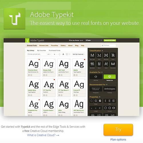 typekit