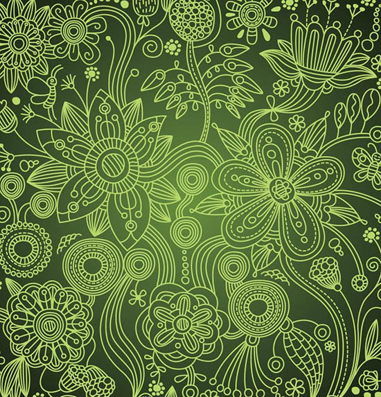 floral-vector22