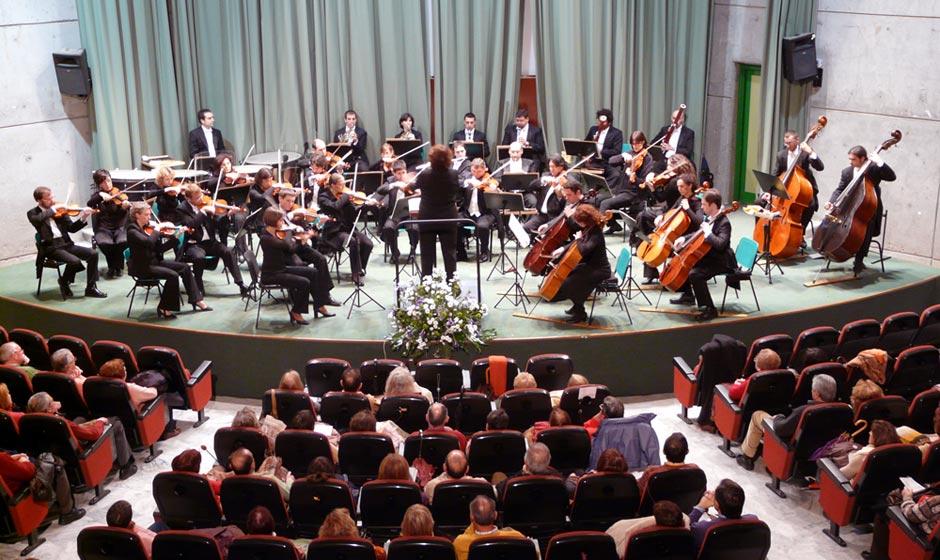 Concierto extraordinario en Zafra y Badajoz