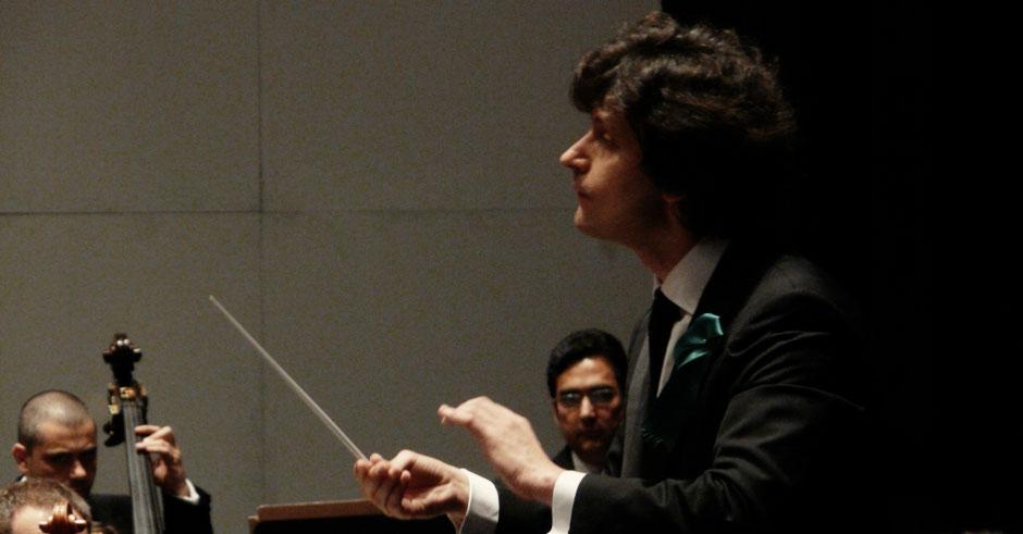 El reencuentro de Rubén Gimeno con la OEX