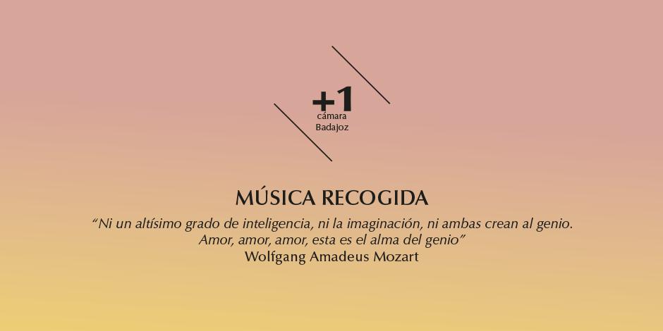 «Música recogida» música de cámara dirigida por Jon Malaxetxebarria