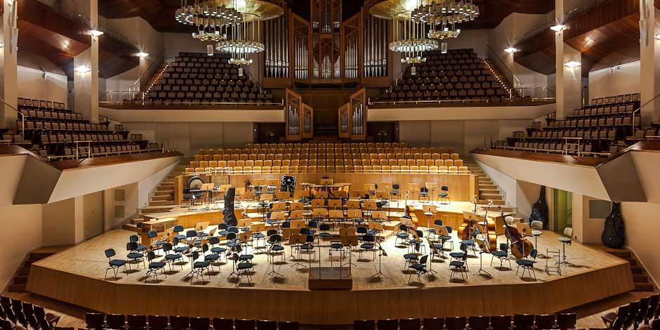 El Auditorio Nacional de Música recibe a la OEX