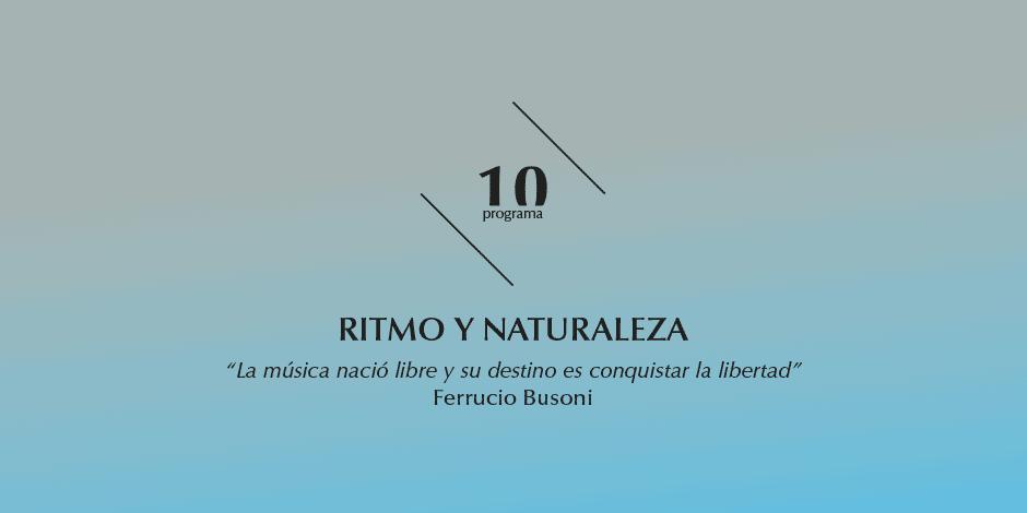 «Ritmo y naturaleza», nuevo concierto de la OEX