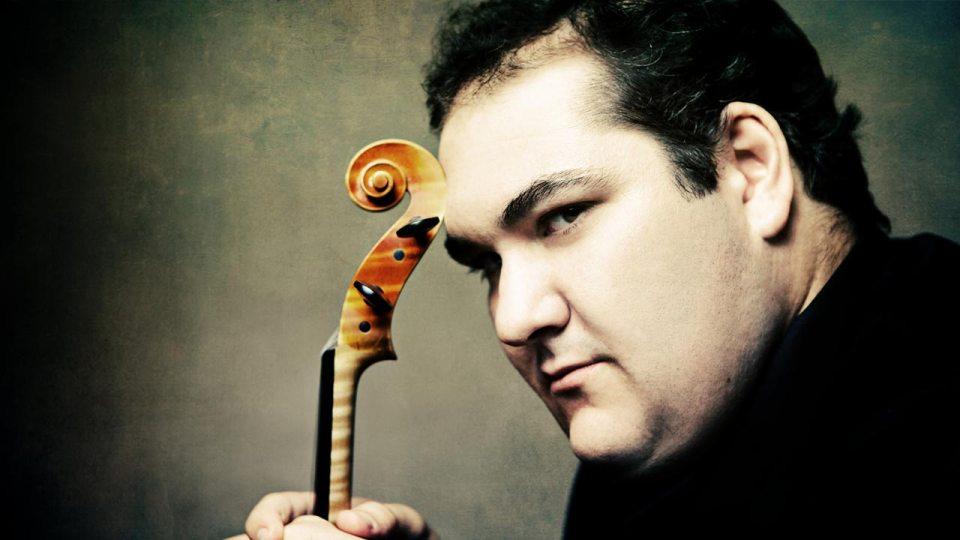 Joaquín Riquelme debuta con la Orquesta de Extremadura