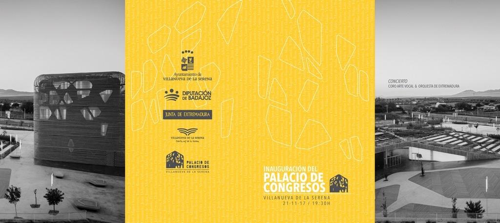 Concierto en la inauguración del Palacio de Congresos de Villanueva de la Serena