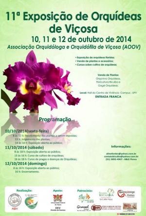 Cartaz - Vicosa 2014