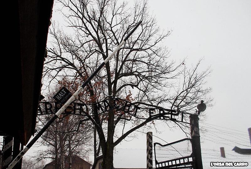 visitare il Campo concentramento Auschwitz