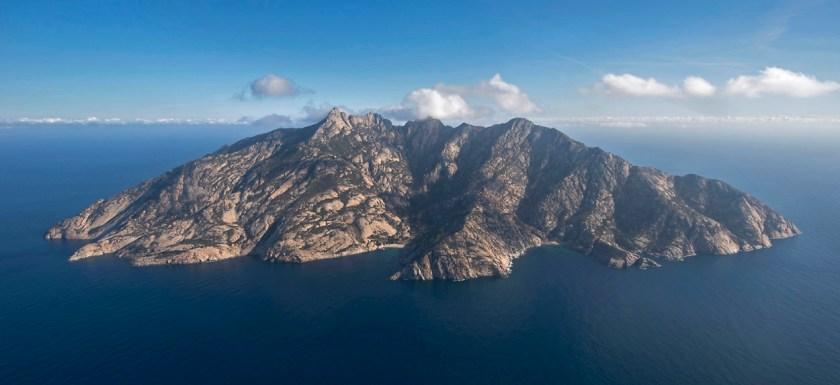 Visitare isola di Montecristo