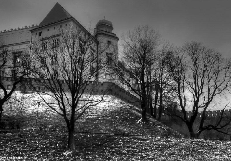 Castello di Wawell Cracovia