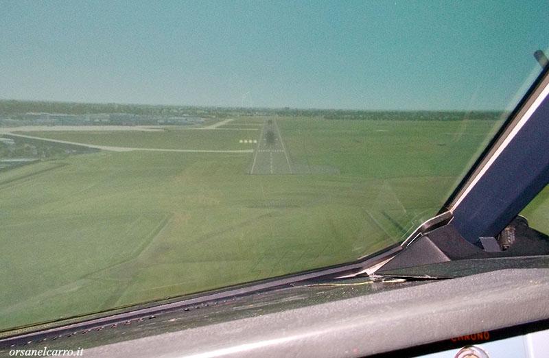pilotare un aereo di linea