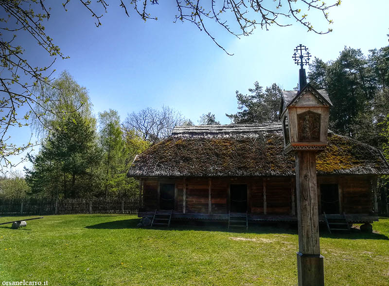 Cosa vedere in Lituania Rumsiskes Open Air Museum