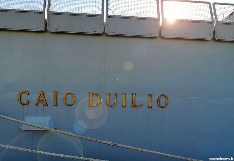 Caio Duilio cacciatorpediniere