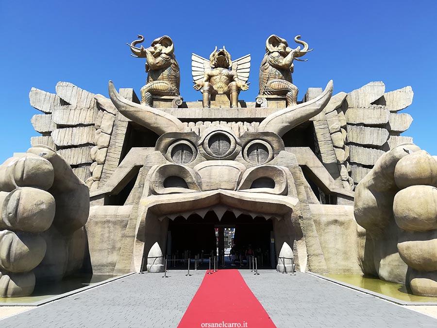 visitare Cinecittà World Roma