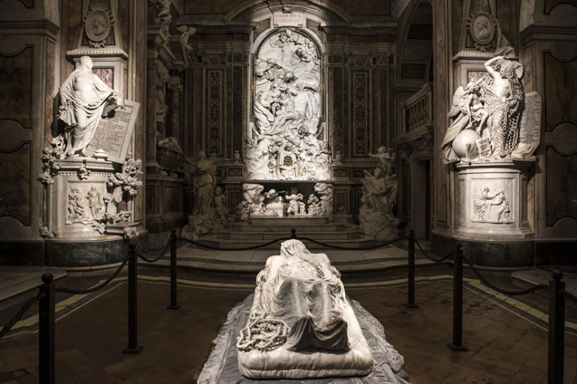 Napoli Cristo Velato