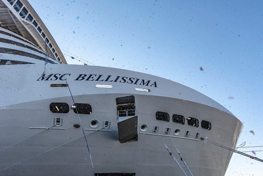 MSC Bellissima