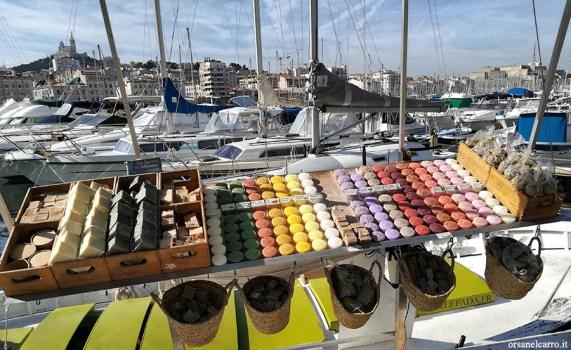 Vecchio porto Marsiglia