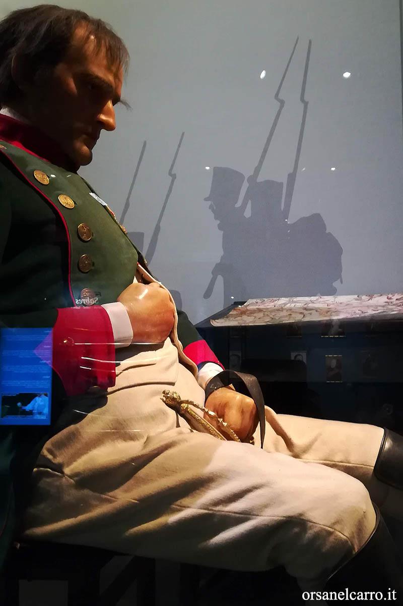Napoleone da Waterloo a Sant'Elena