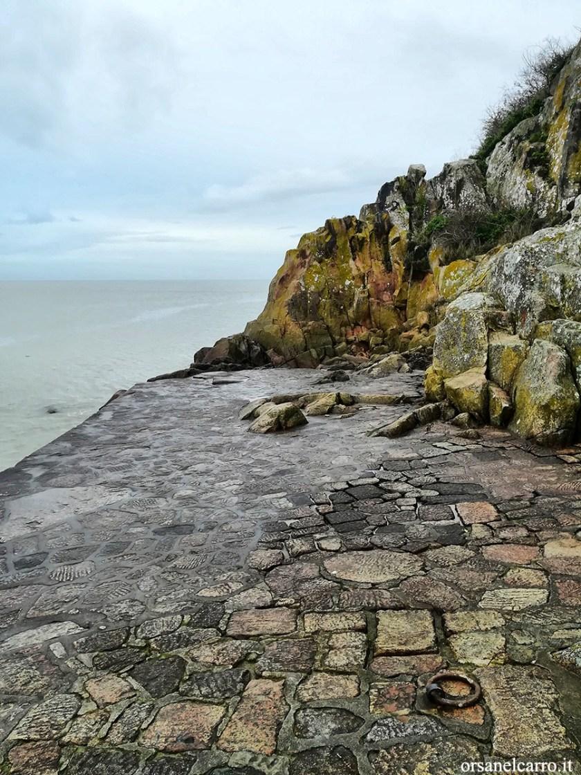 Mont Saint-Michel alta marea
