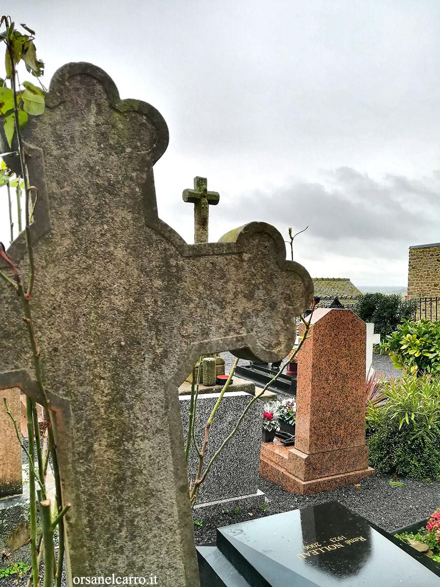Cimitero Mont Saint-Michel