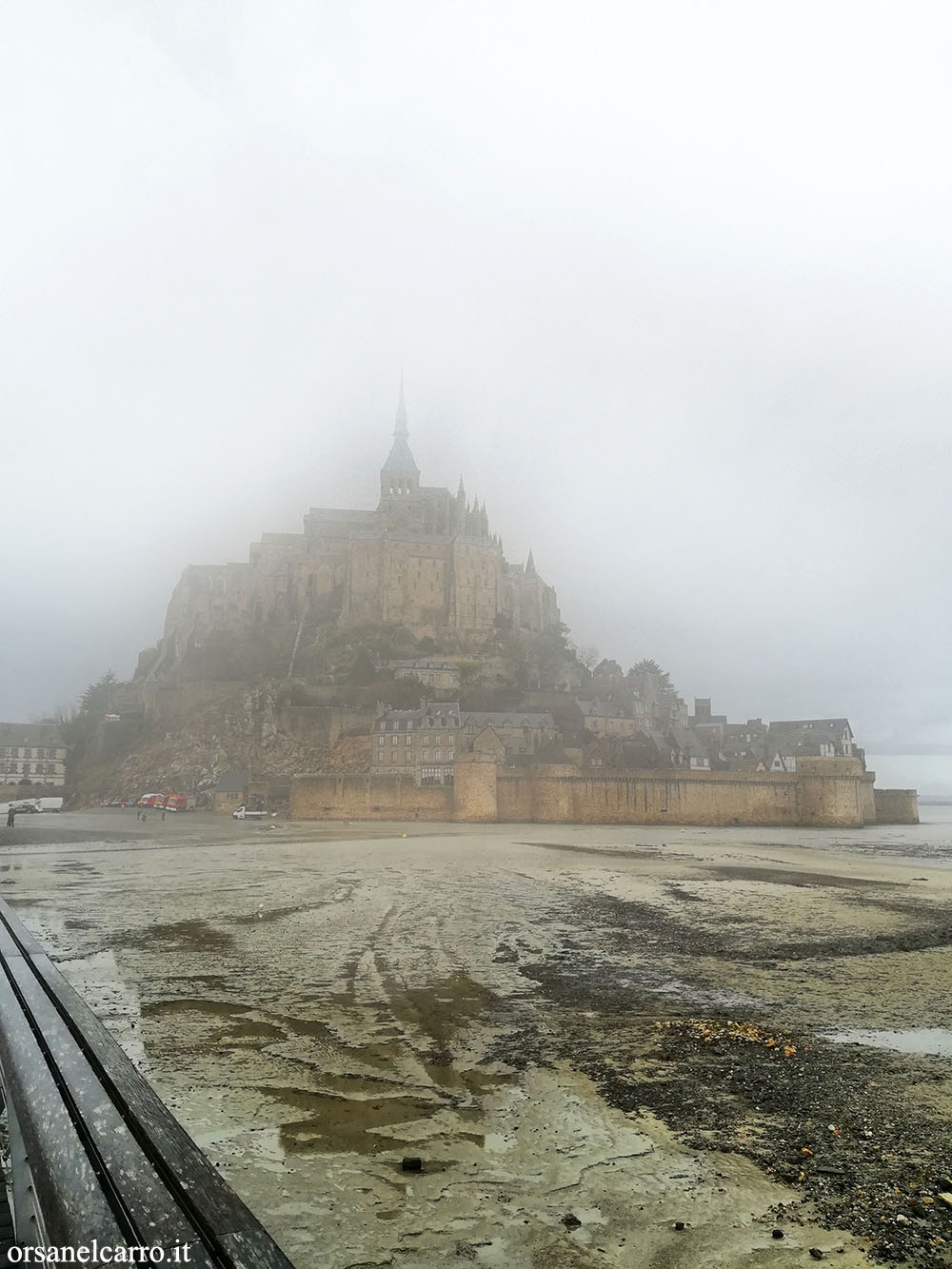 visitare Mont Saint-Michel
