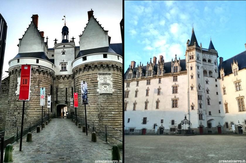 Castello Duchi di Bretagna Nantes