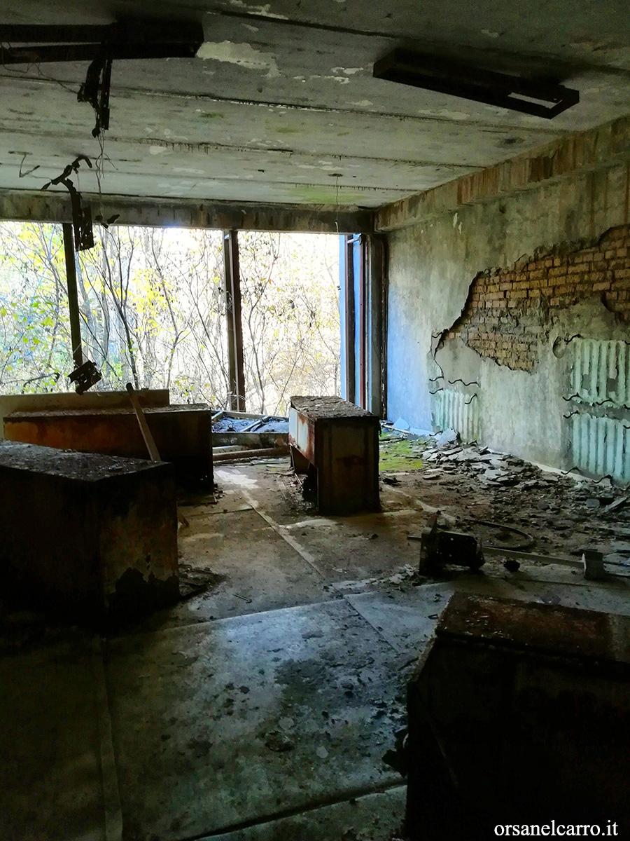 Chernobyl pripyat tour