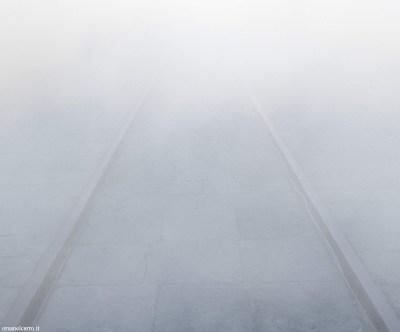 Mistero ferrovia fantasma