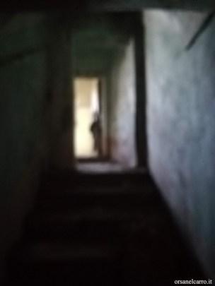 Ombre e presenze nel Convento abbandonato