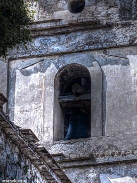 Campanile chiesa abbandonata