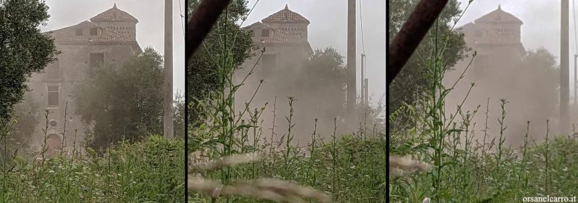 Casa colonica abbandonata