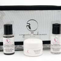 Organic Radiance Skincare Gift Set